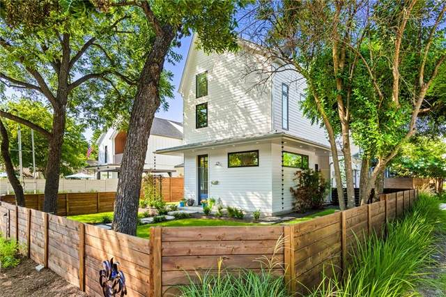 1605 Hether St A, Austin, TX 78704 (#2953192) :: Watters International