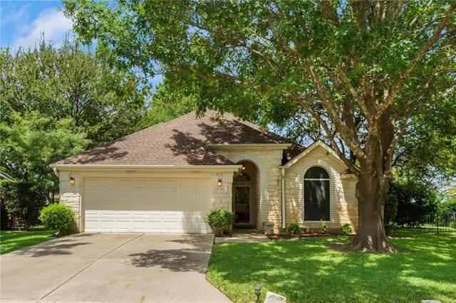 102 Village Dr, Georgetown, TX 78628 (#2955479) :: Papasan Real Estate Team @ Keller Williams Realty