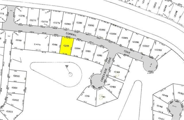 8418 Corral Cv, Lago Vista, TX 78645 (#2957514) :: Zina & Co. Real Estate