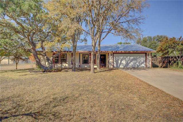 1503 Oakridge Dr, Blanco, TX 78606 (MLS #2959354) :: Brautigan Realty