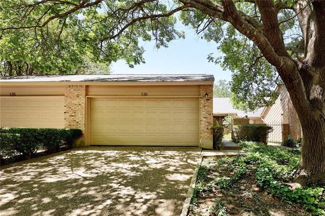 7211 Lakewood Dr K-136, Austin, TX 78750 (#2961303) :: Papasan Real Estate Team @ Keller Williams Realty