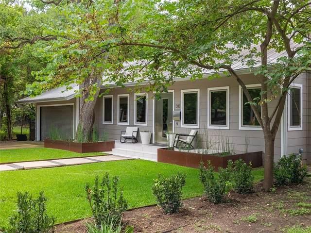 30 Margranita Cres, Austin, TX 78703 (#2961758) :: Papasan Real Estate Team @ Keller Williams Realty