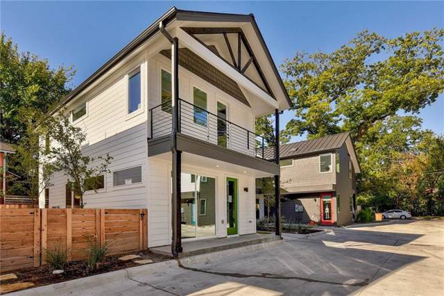 1615 S 2nd St #6, Austin, TX 78704 (#2962828) :: Ben Kinney Real Estate Team