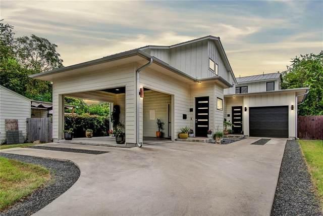 1407 North St A, Austin, TX 78756 (#2964154) :: Papasan Real Estate Team @ Keller Williams Realty