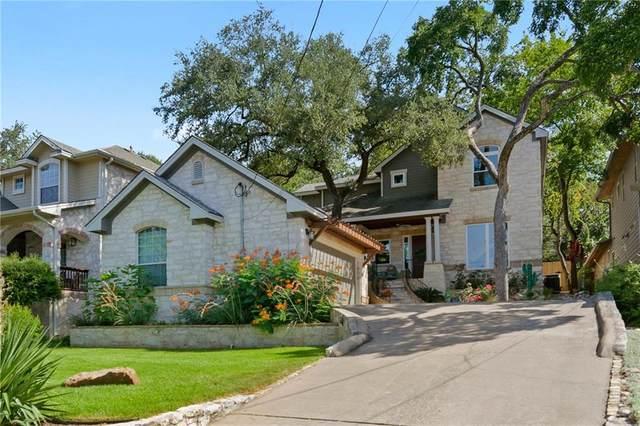 1600 W 39 1/2 St, Austin, TX 78756 (#2966104) :: Umlauf Properties Group