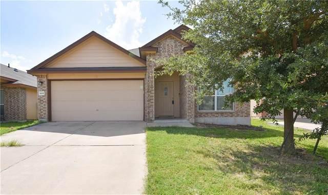 5001 Allegany Dr, Killeen, TX 76549 (#2966887) :: Ben Kinney Real Estate Team
