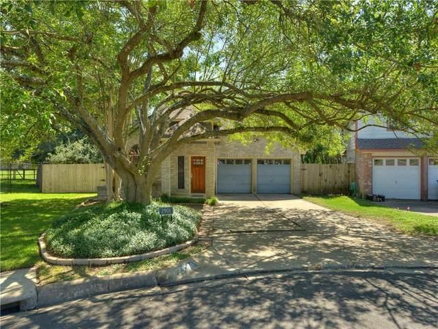 2901 Wadsworth Way, Austin, TX 78748 (#2969969) :: Papasan Real Estate Team @ Keller Williams Realty