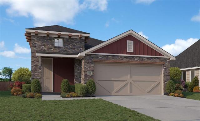 316 Gidran Trl, Georgetown, TX 78626 (#2972022) :: Ben Kinney Real Estate Team