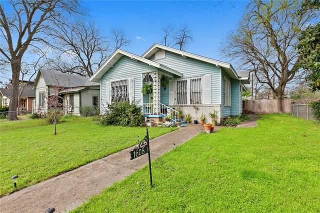 1608 Garden St, Austin, TX 78702 (#2975377) :: Papasan Real Estate Team @ Keller Williams Realty