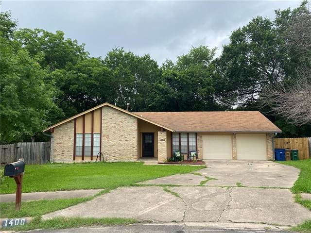 1400 Brighton Cir, Austin, TX 78753 (#2976513) :: Papasan Real Estate Team @ Keller Williams Realty