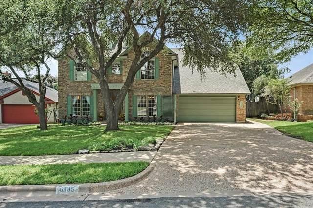 6105 Ginita Ln, Austin, TX 78739 (#2977086) :: The Myles Group | Austin