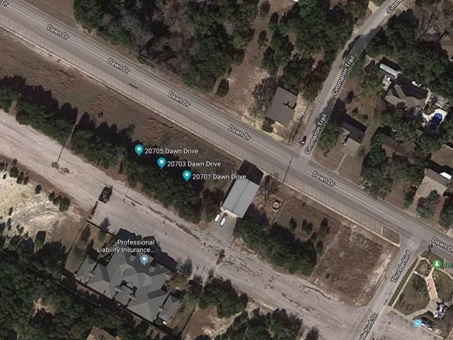 20701 Dawn Dr, Lago Vista, TX 78645 (#2981746) :: The Gregory Group
