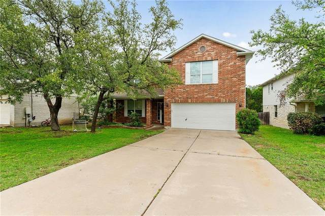 3406 Jordan Cv, Leander, TX 78641 (#2981874) :: Papasan Real Estate Team @ Keller Williams Realty