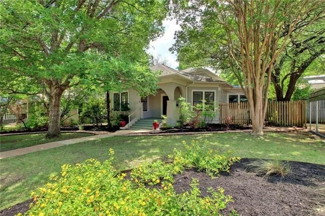 505 E 40th St, Austin, TX 78751 (#2985206) :: Papasan Real Estate Team @ Keller Williams Realty