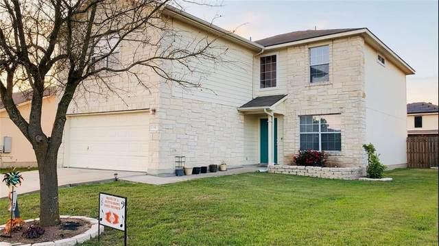 312 Flinn St, Hutto, TX 78634 (#2985398) :: Lauren McCoy with David Brodsky Properties