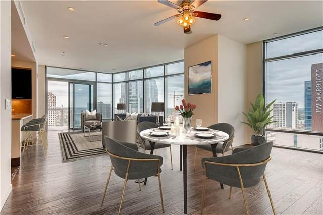 200 Congress Ave 29G, Austin, TX 78701 (#2985833) :: The Perry Henderson Group at Berkshire Hathaway Texas Realty