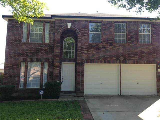 2015 Logan Dr, Round Rock, TX 78664 (#2986465) :: Realty Executives - Town & Country