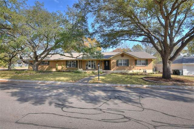 1601 Mimosa St, Georgetown, TX 78626 (#2987033) :: The Perry Henderson Group at Berkshire Hathaway Texas Realty