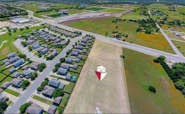 3434 E Old Settlers Blvd, Round Rock, TX 78665 (#2987854) :: Lucido Global