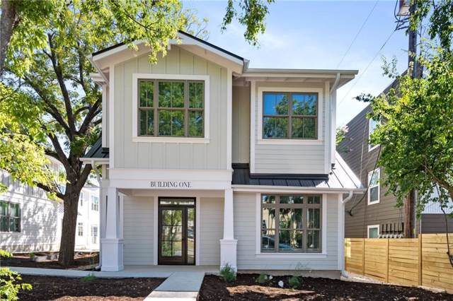 408 W 38 1/2 St 1-2, Austin, TX 78705 (#2987952) :: The Perry Henderson Group at Berkshire Hathaway Texas Realty