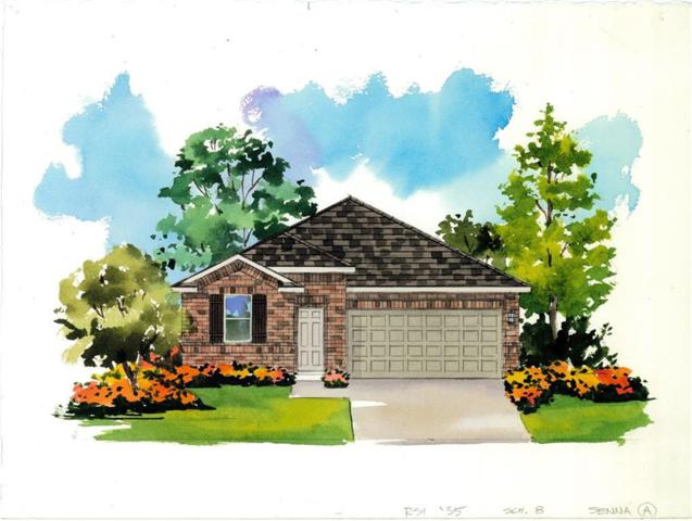 233 Magna Lane, Liberty Hill, TX 78642 (#2989623) :: The Heyl Group at Keller Williams