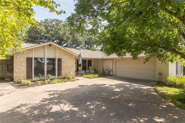 1215 Oak Shadows Cir, Austin, TX 78758 (#2990480) :: Ben Kinney Real Estate Team