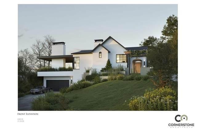 207 Yaupon Valley Rd, West Lake Hills, TX 78746 (#2991374) :: Sunburst Realty