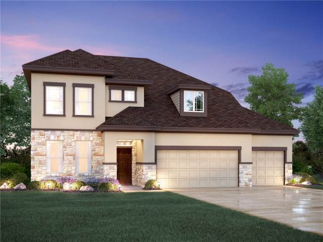 243 Silver Pass, Kyle, TX 78640 (#2992679) :: Ana Luxury Homes