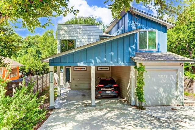1220 Delano #A St, Austin, TX 78721 (#2995503) :: The Summers Group