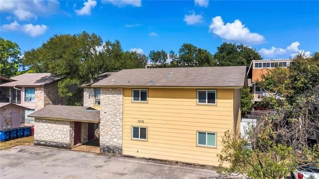 1212 Hollow Creek Dr, Austin, TX 78704 (#2999070) :: Empyral Group Realtors