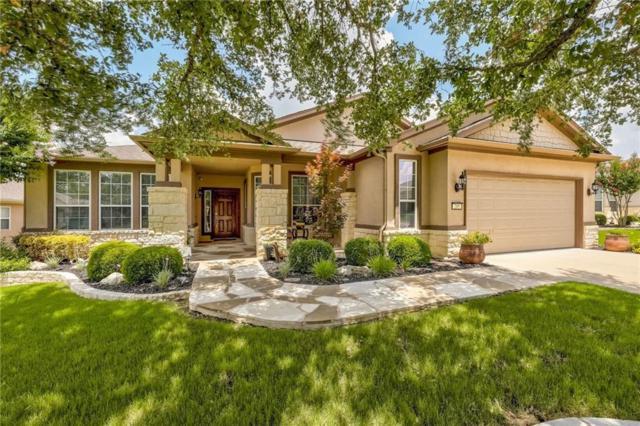 205 Mustang Island Trl, Georgetown, TX 78633 (#2999307) :: Ana Luxury Homes