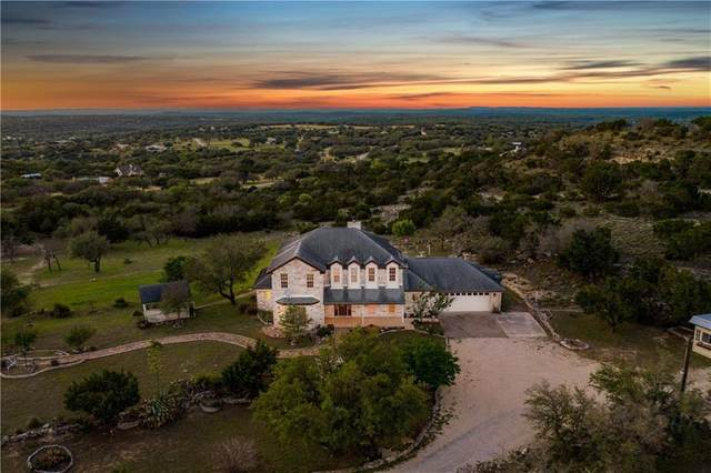 1080 Old Red Ranch Rd, Dripping Springs, TX 78620 (#3002478) :: Lucido Global