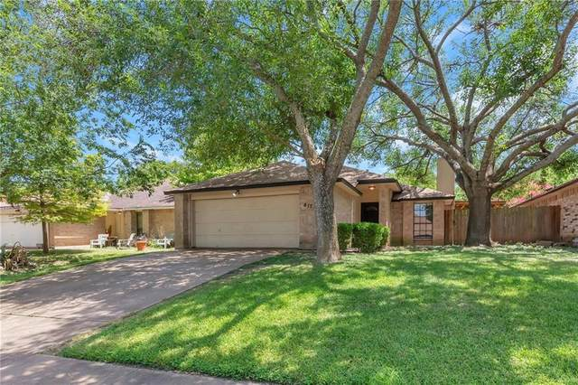 817 Saunders Dr, Round Rock, TX 78664 (#3003005) :: The Summers Group