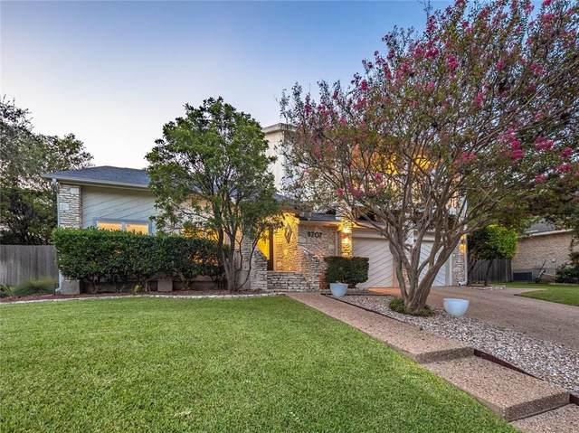 9207 Mystic Oaks Trl, Austin, TX 78750 (#3005994) :: Papasan Real Estate Team @ Keller Williams Realty