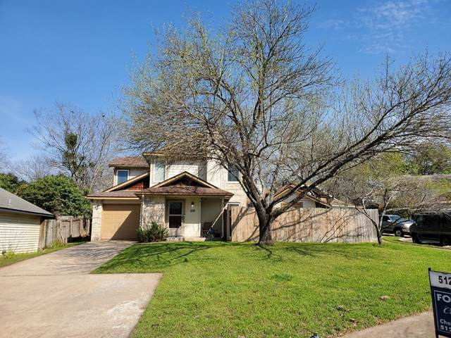 1106 Gatehouse Dr, Austin, TX 78753 (#3006571) :: The Heyl Group at Keller Williams