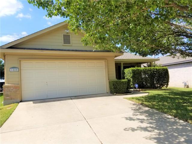 1805 Lloydminister Way, Cedar Park, TX 78613 (#3006707) :: The Heyl Group at Keller Williams