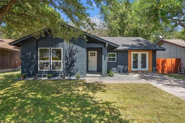 4614 Bucks Run, Austin, TX 78744 (#3008132) :: Papasan Real Estate Team @ Keller Williams Realty