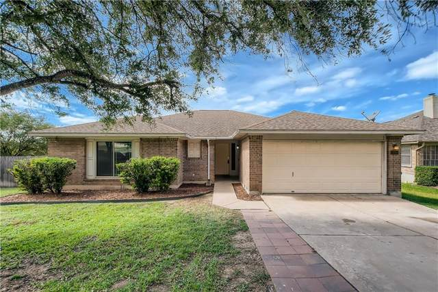 1316 Rolling Ridge Dr, Round Rock, TX 78665 (#3008681) :: The Perry Henderson Group at Berkshire Hathaway Texas Realty