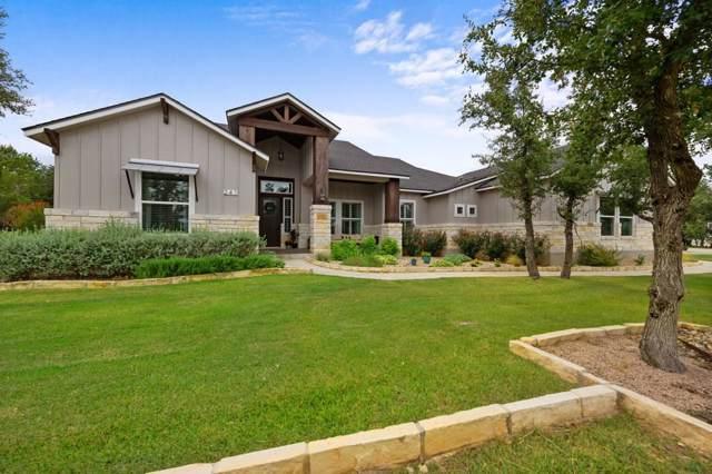 241 Oak Hill Dr, Liberty Hill, TX 78642 (#3010612) :: Zina & Co. Real Estate