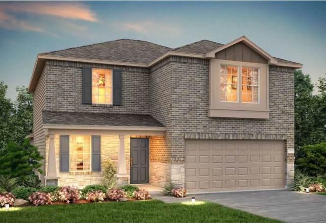 110 Kildeer Pass, Jarrell, TX 76537 (#3012835) :: Ana Luxury Homes