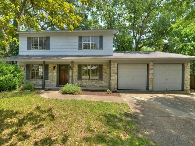 6903 Langston Dr, Austin, TX 78723 (#3013287) :: Papasan Real Estate Team @ Keller Williams Realty