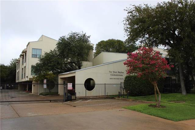 3840 Far West Blvd #219, Austin, TX 78731 (#3013571) :: The Heyl Group at Keller Williams