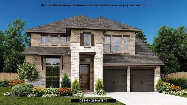 229 La Grotta Ln, Georgetown, TX 78628 (#3013606) :: Papasan Real Estate Team @ Keller Williams Realty