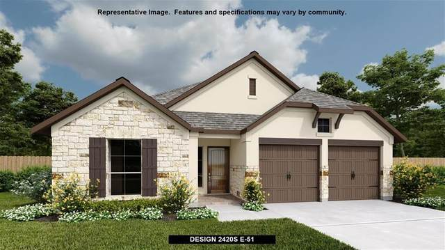 1105 Stetson Hat Trl, Georgetown, TX 78628 (#3014441) :: The Summers Group
