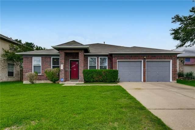 1032 Disraeli Cir, Pflugerville, TX 78660 (#3014550) :: Papasan Real Estate Team @ Keller Williams Realty