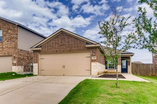 13416 William Mckinley Way, Manor, TX 78653 (#3016421) :: The Perry Henderson Group at Berkshire Hathaway Texas Realty