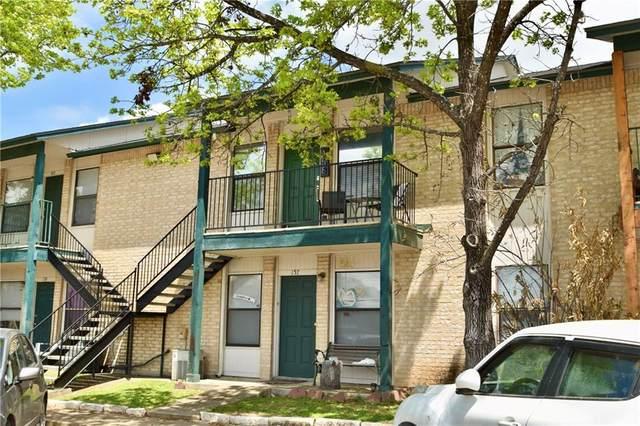 1624 Aquarena Springs Dr #158, San Marcos, TX 78666 (#3017925) :: The Perry Henderson Group at Berkshire Hathaway Texas Realty