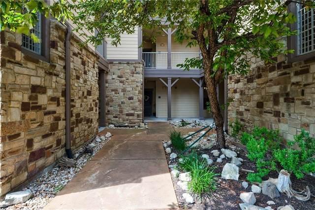17804 Maritime Point Dr #101, Jonestown, TX 78645 (#3021023) :: Papasan Real Estate Team @ Keller Williams Realty