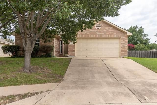1005 Cedarridge Ct, Leander, TX 78641 (#3022371) :: Papasan Real Estate Team @ Keller Williams Realty