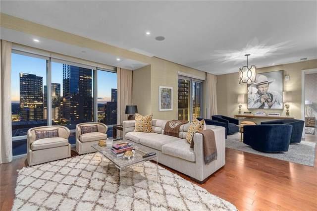 200 Congress Ave 15A, Austin, TX 78701 (#3023500) :: Lauren McCoy with David Brodsky Properties